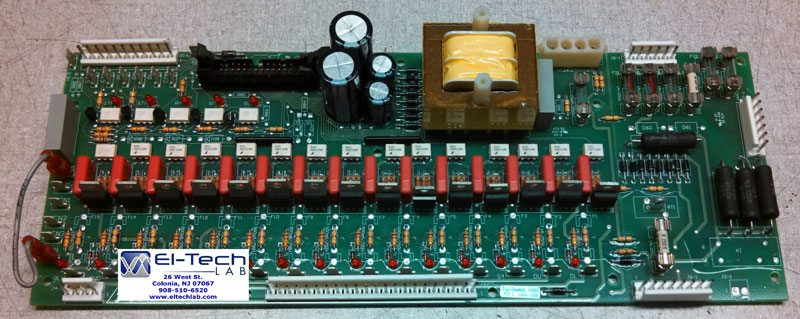 Output Control PCB