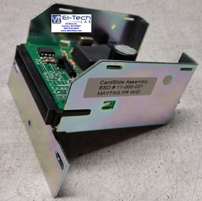 Chip Card Slide Assembly
